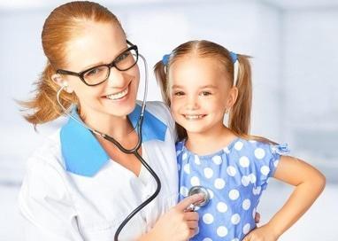 Лікар Здоров'я, центр семейной медицины - Консультация педиатра