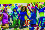 Мадагаскар, Happy Land, парки развлечений - Организация детского Дня Рождения