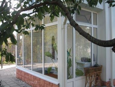 Миловид, рулонные шторы, жалюзи, окна, двери, роллеты - Изготовление окон и дверей ПВХ