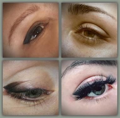 Диалог, центр здоровья и красоты - Перманентный макияж. Стрелки