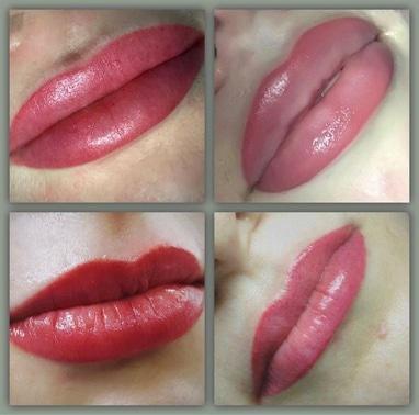 Диалог, центр здоровья и красоты - Перманентный макияж. Губы