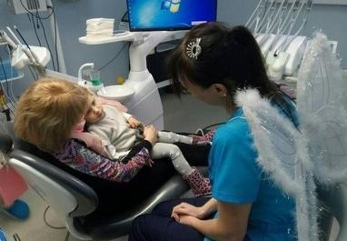Стоматология Соболевского - Лечение детских зубов
