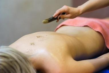 Дар Каліфа, DaySpa - Тонізуючий СПА-догляд з масажем 'Спеції Тоскани'