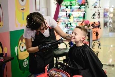 KidCut, семейная парикмахерская - Детская стрижка