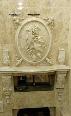 ArtStone, Мастерская изделий из натурального камня - Художественная резьба по камню