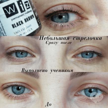 Фото 3 - Анна Безуглая, мастер перманентного макияжа, профессиональный визажист - Обучение татуажу