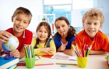 Лингвакон, учебные курсы английского языка - 'Английский язык для младших школьников'