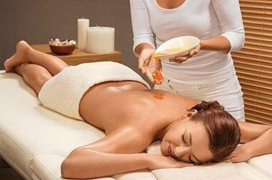 Lady Star, салон краси - Медовий масаж