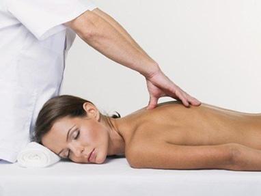 Lady Star, салон краси - Масаж спини + масаж попереку