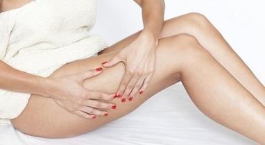 Lady Star, салон краси - Антицелюлітний масаж: Стегна (ноги до коліна)