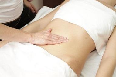 Lady Star, салон краси - Антицелюлітний масаж: Живіт