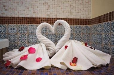 Дар Калифа, DaySpa - Вариант 3. Свадебный пакет 'Тысяча и одна ночь'