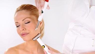 Дар Каліфа, DaySpa - Мікрострумова терапія обличчя