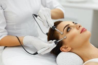 Lady Star, салон краси - Мікрострумова терапія