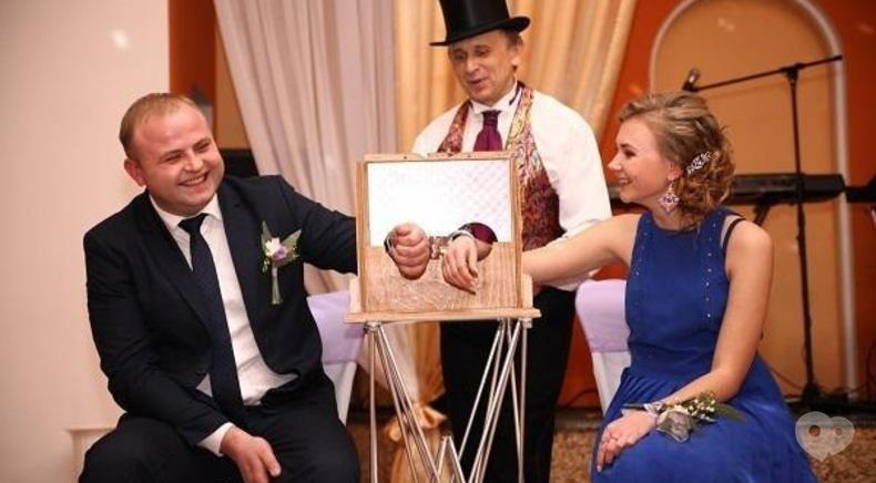 Фото 7 - Александр Кобылинский, фокусник - Иллюзионная программа на свадьбу