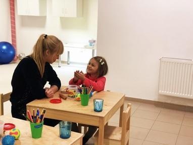 Мій Монтессорі світ, дитячий центр - Нейропсихологічна корекція