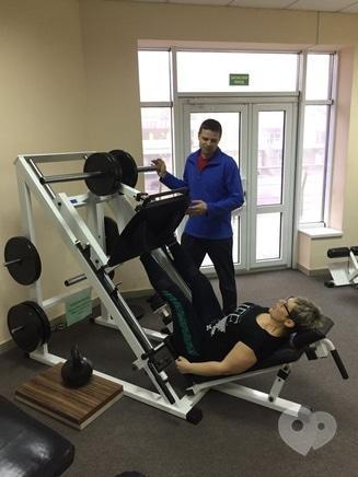 Академія здоров'я, оздоровчий центр - Індивідуальні фітнес і силові тренування