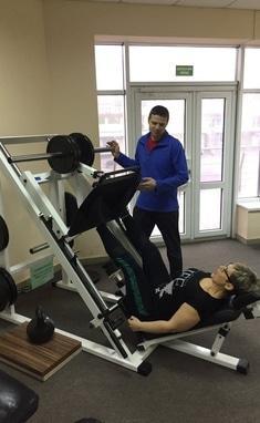 Академия здоровья, оздоровительный центр - Индивидуальные фитнес и силовые тренировки
