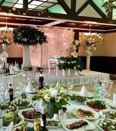 Фото 7 - Эдем, Ресторан - Проведение свадеб