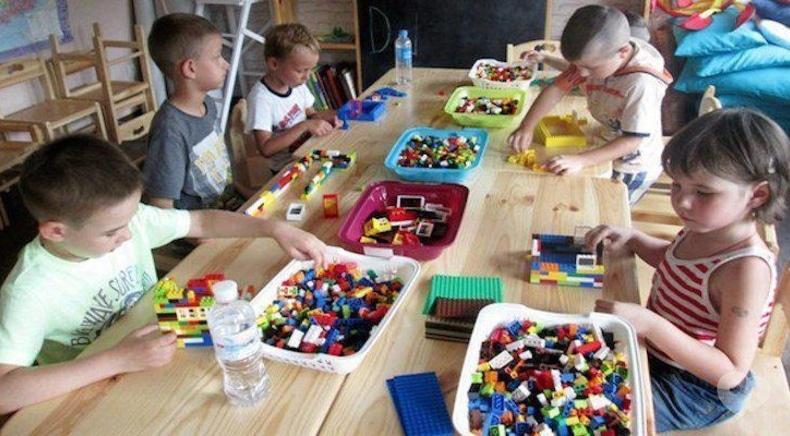 Студия Экспериментов 4D - Курс по конструированию 'Lego'