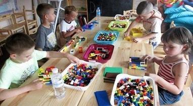Студія Експериментів 4D - Курс по конструюванню 'Lego'