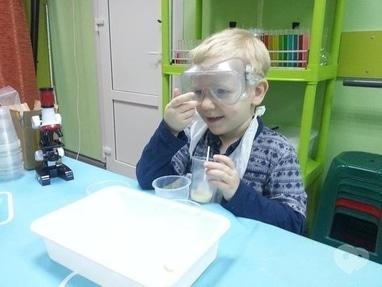 Студія Експериментів 4D - Казкові науки (4 – 6 років)