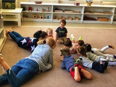 Мій Монтессорі світ, Дитячий центр, приватний садок, індивідуальні заняття - Клас Тоддлери