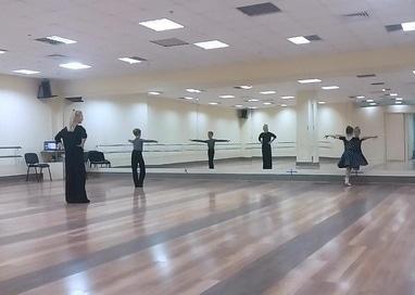 Crystal Dance Hall, студія спортивного бального танцю - Індивідуальні уроки