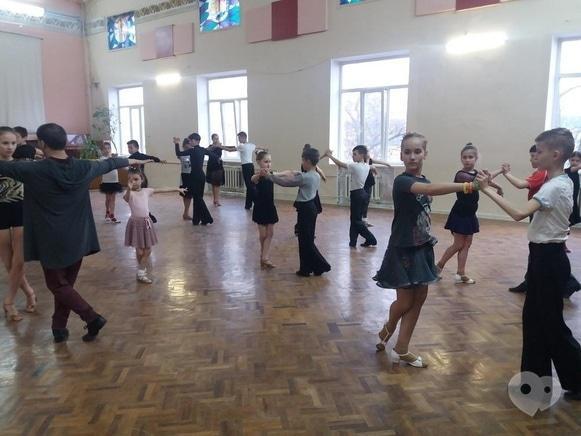Crystal Dance Hall, студия спортивного бального танца - Бальная хореография