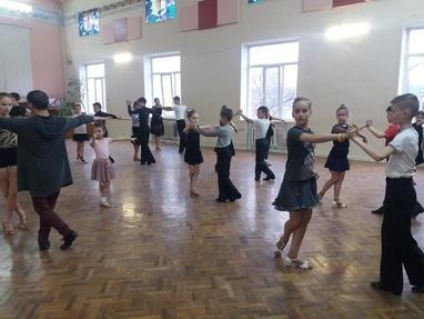 Crystal Dance Hall, студія спортивного бального танцю - Бальна хореографія