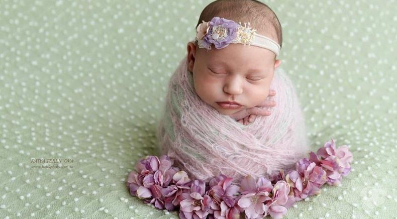 Екатерина Теренёва, фотограф - Фотосъемка новорожденных