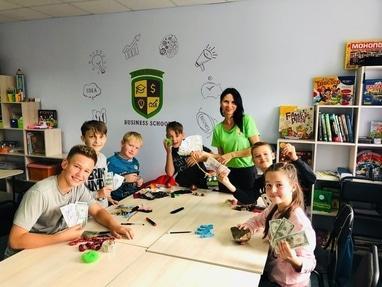 First Junior Business School, детская бизнес-школа - Teenager school_10+/1