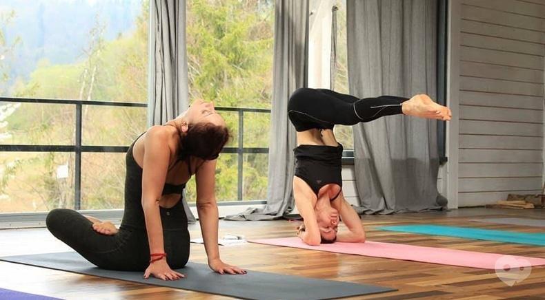 Еволюція, центр розвитку особистості - Аштанга-йога