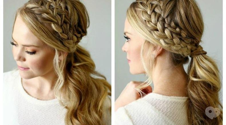 Стиль PRO, парикмахерская - Плетение кос