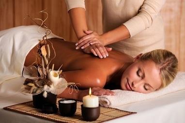 Дар Каліфа, DaySpa - Холістичний масаж 'Енергія життя'