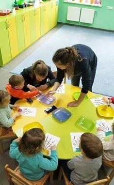 Студия Экспериментов 4D - Почасовое пребывание дл детей 'Почасовка'