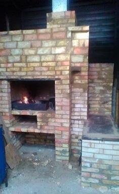 Камины под ключ, печное отопление - Тандыры, пиццерийные печи, универсальные