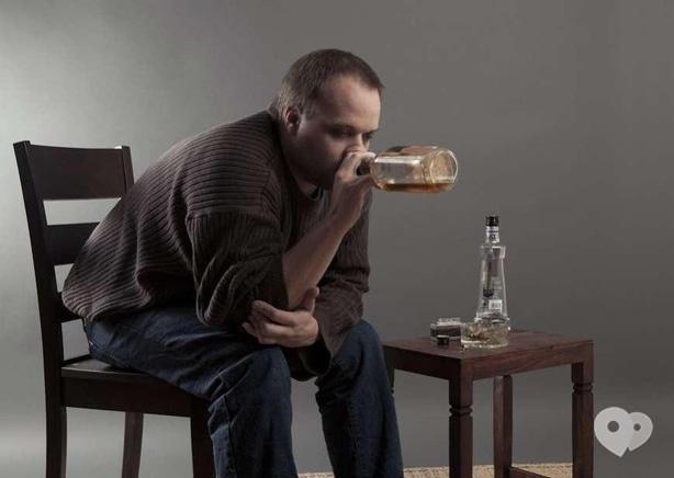 Центр відновної медицини та соціально-психологічної допомоги - Кодування з комплексною діагностикою від алкоголізму з введенням препарату 'Тетлонг-250'