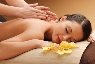 Дар Каліфа, DaySpa - Курс 'Загальний масаж тіла'