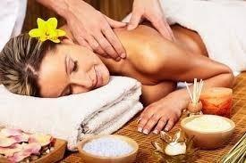Дар Каліфа, DaySpa - Курс 'Антистрес-масаж'