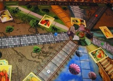 Эволюция, центр развития личности - Трансформационная игра 'Дороги Перемен'