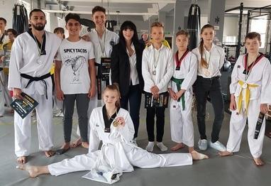 Tarapata fitness & fight - Олимпийское Тхэквондо ВТФ для детей (от 5 лет)