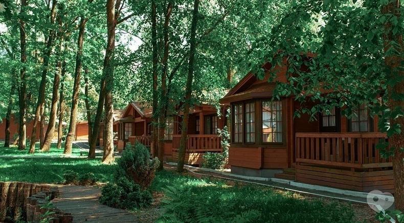 Фото 1 - Selena Family Resort, Готельно-ресторанний комплекс - Бунгало Executive з видом на парк