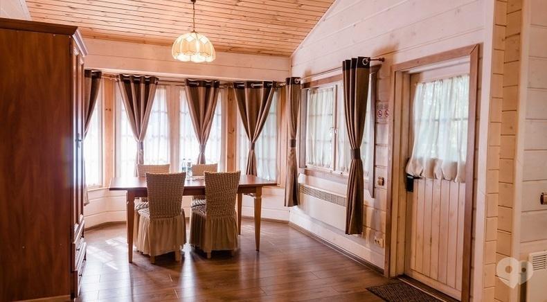 Фото 4 - Selena Family Resort, Готельно-ресторанний комплекс - Бунгало Executive з видом на парк