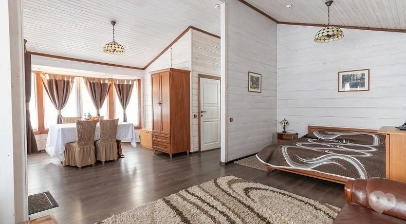 Фото 4 - Selena Family Resort, Готельно-ресторанний комплекс - Бунгало Executive з видом на Дніпро