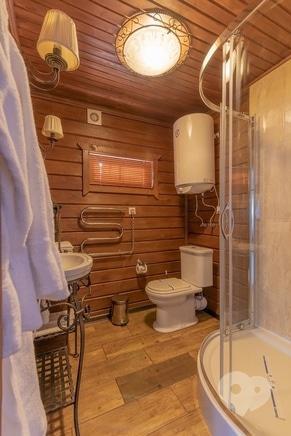Фото 5 - Selena Family Resort, Готельно-ресторанний комплекс - Бунгало Executive з видом на Дніпро
