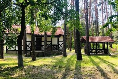 Selena Family Resort, Готельно-ресторанний комплекс - Бунгало 'Дача'