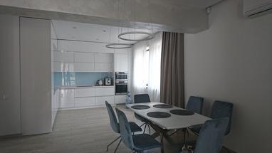 KriatoStone, Производство мебели, обработка камня - Изготовление кухонь на заказ