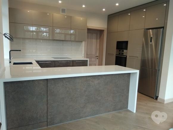 Фото 4 - KriatoStone, Производство мебели, обработка камня - Изготовление кухонных столешниц
