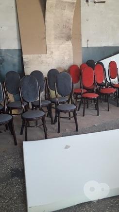 Фото 3 - Перетяжка мягкой мебели - Перетяжка стульев